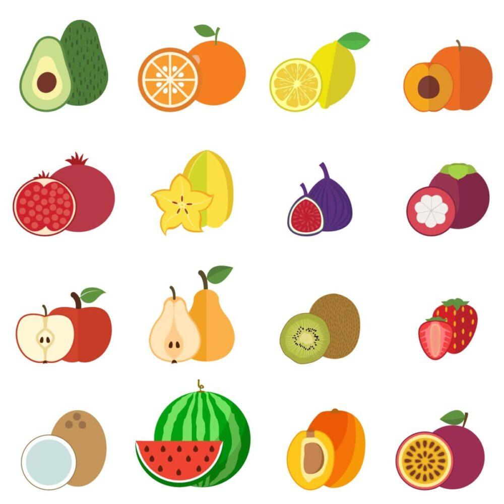 果物は太る?ダイエットに良いおすすめの果物と摂取量の目安