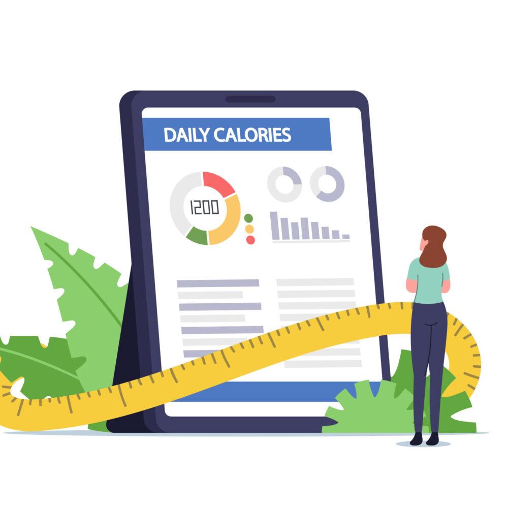 カロリー計算ならSlism(スリズム)!ダイエットでの活用方法