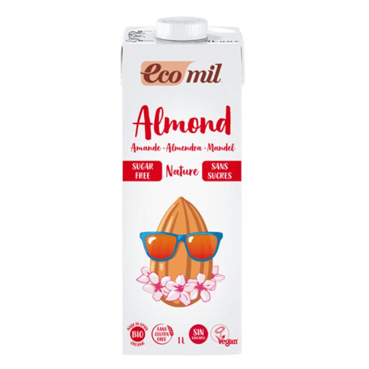 EcoMil(エコミル) 有機アーモンドミルク
